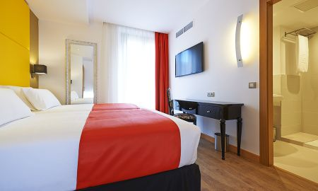 Standard Room Single Use - Hesperia Barcelona Barri Gotic - Barcelona