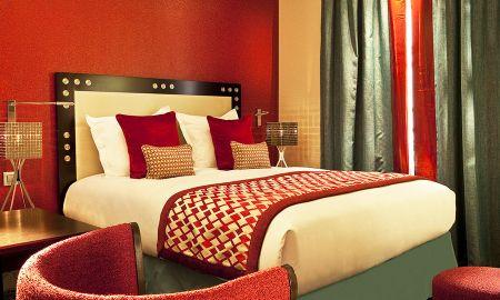 Superior Doppelzimmer - Hotel Le Petit Paris - Paris