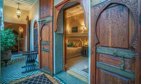 Suite - Riad & Spa Laurence Olivier - Marrakech