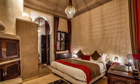 Chambre Supérieure Double - Riad Omri - Marrakech