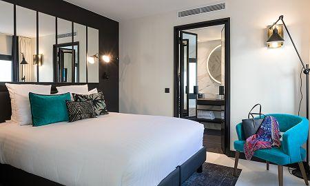 Chambre Exécutive - Laz' Hotel Spa Urbain Paris - Paris