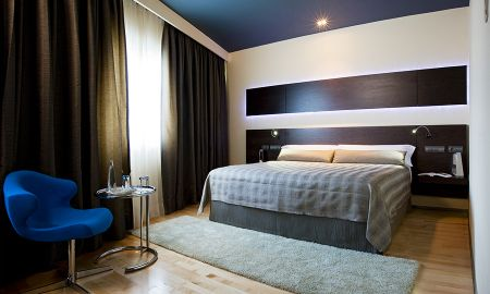 Camera Standard - NH Madrid Las Tablas - Madrid