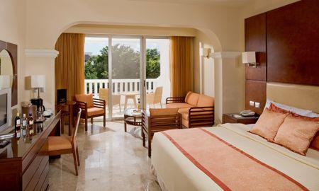 Chambre Club Double Familiale - Accès Piscine - Grand Riviera Princess All Suites & Spa Resort - Playa Del Carmen