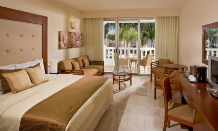 Suite Junior Deluxe (2 Adultes) - Grand Riviera Princess All Suites & Spa Resort - Playa Del Carmen