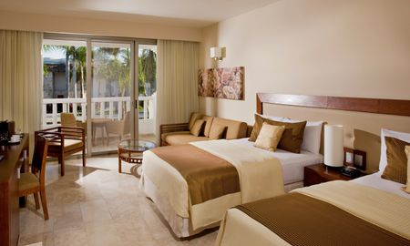 Chambre Club Familiale Double - Grand Riviera Princess All Suites & Spa Resort - Playa Del Carmen