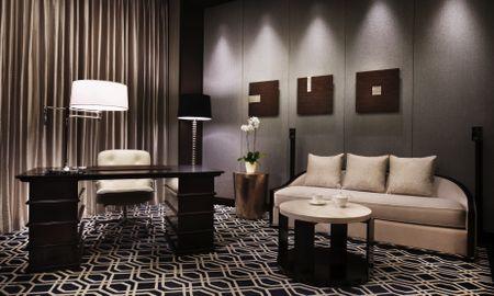 Suite Presidencial - Fairmont Jakarta - Jacarta
