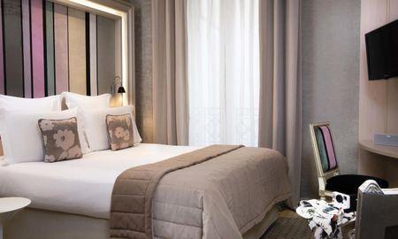 Camera Classica Doppia - Hôtel Madison By MH - Parigi