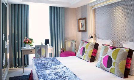 Chambre Classique Double - Hôtel Madison By MH - Paris
