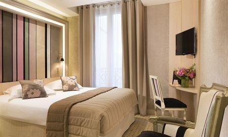 Chambre Classique Individuelle - Hôtel Madison By MH - Paris