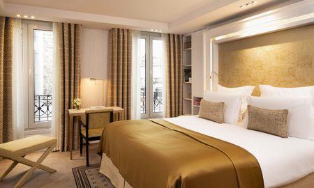 Camera Privilege - Lato Cortile - Hôtel Madison By MH - Parigi