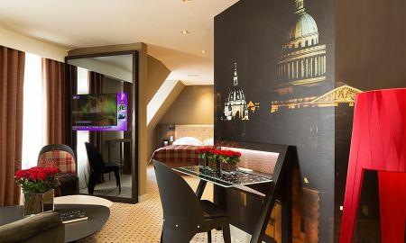 Suite - Hôtel Madison By MH - Parigi