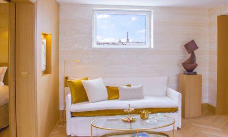 Suite - Hôtel Madison - Paris
