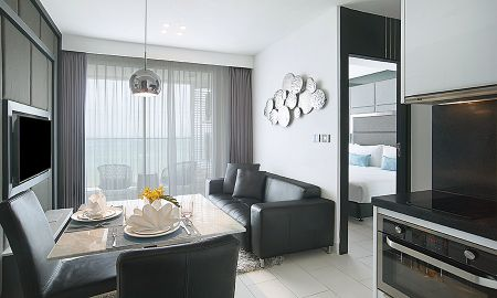 One Bedroom Ocean Suite - Amari Residences Pattaya - Pattaya