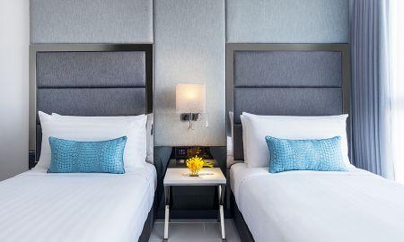 Superior Twin room - Amari Residences Pattaya - Pattaya