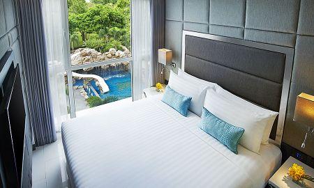 Суперлюкс с 1 спальней - Amari Residences Pattaya - Pattaya