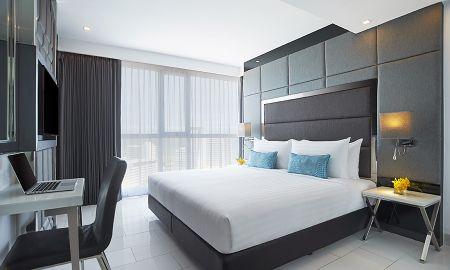Люкс с 1 спальней - Amari Residences Pattaya - Pattaya