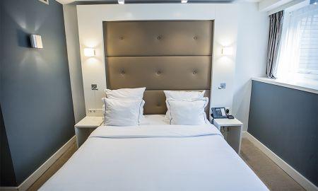 Двухместный номер с 2 односпальными кроватями на цокольном этаже - Hotel JL No76 - Amsterdam