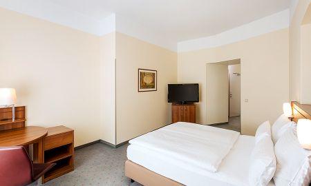 Standard Zimmer - Einzelnutzung - NH Wien Belvedere - Wien