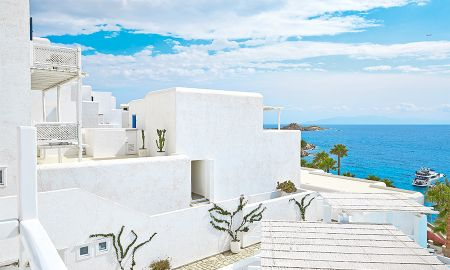 Deluxe Bungalow With Sea view - Mykonos Blu Grecotel Exclusive Resort - Mykonos