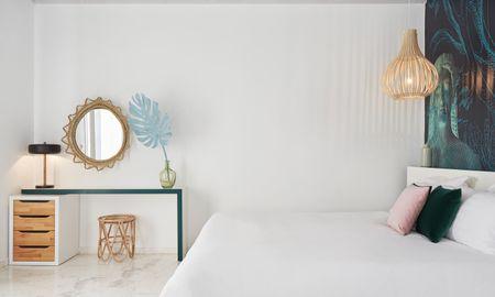 Suite Vue Mer avec Jacuzzi Extérieur - Kouros Boutique Hotel & Suite - Myconos