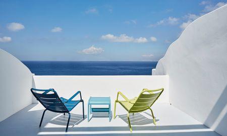 Junior Suite - Sea View - Kouros Boutique Hotel & Suite - Mykonos