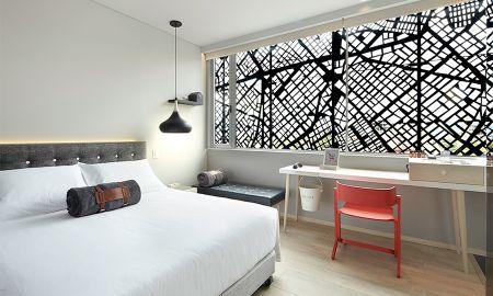 XS - Chambre Economique - The Click Clack Hotel Bogota - Bogota