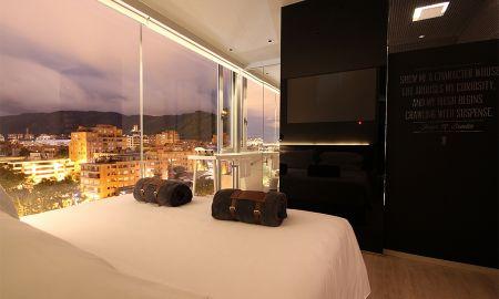XL - Chambre Suite - The Click Clack Hotel Bogota - Bogota