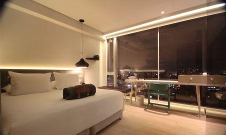 S - Chambre Standard - The Click Clack Hotel Bogota - Bogota