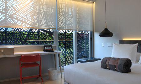 M - Chambre Supérieure - The Click Clack Hotel Bogota - Bogota