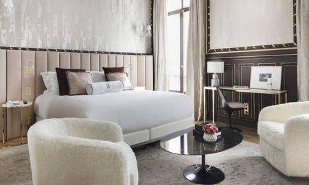 Suite Baron Hausmann - Hotel Bowmann - Paris