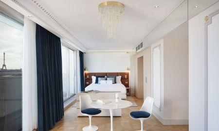 Suite Eiffel Prestige - Hotel Bowmann - Parigi
