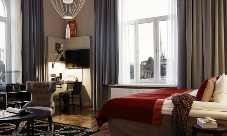 Junior Suite - Scandic Grand Central - Stockholm