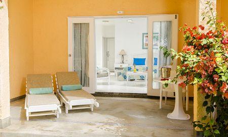 Beachfront Room - Merville Beach Hotel - Маврикий