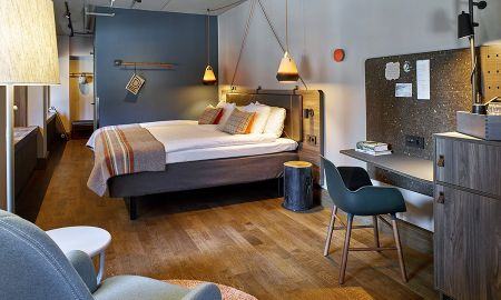 Habitación Deluxe Doble - Uso Individual - Downtown Camper By Scandic - Stockholm