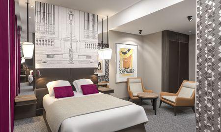 Chambre Deluxe - Hotel La Lanterne - Paris