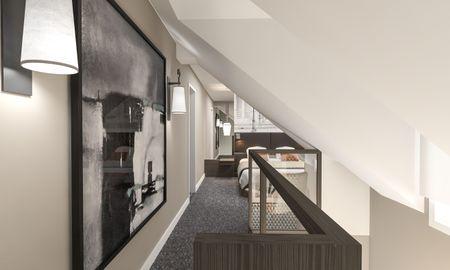 Signature Duplex - Hotel La Lanterne - Paris