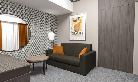Suite Duplex - Hotel La Lanterne - Paris