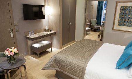 Chambre Supérieure - Hotel La Lanterne - Paris
