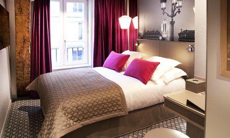 Chambre Classique - Hotel La Lanterne - Paris