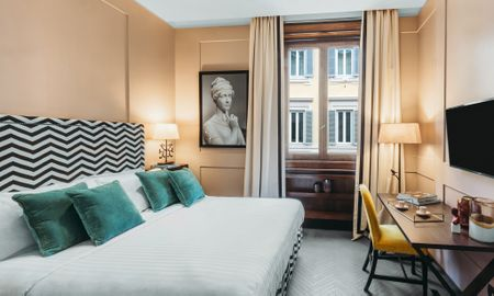 Double Room - Singer Palace Hotel - Rome
