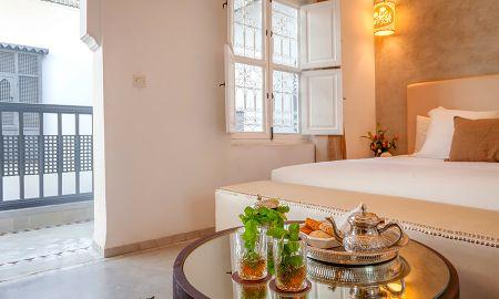 Chambre Deluxe - Riad Awatif 36 - Marrakech