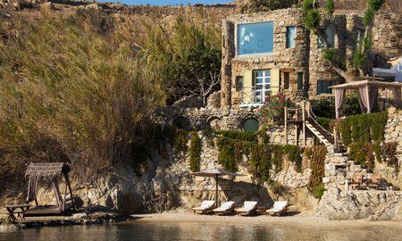 Noahs Waterfront Villa - Private Pool - Kivotos Mykonos - Mykonos
