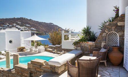 Suite - Side Sea View - Kivotos Mykonos - Mykonos