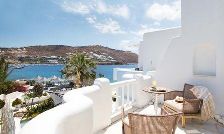 Kivotos Two Bedroom Suite - Sea View - Kivotos Mykonos - Mykonos