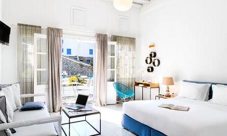 Camera Doppia Standard - Apanema Resort - Mykonos