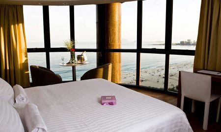 Deluxe Room - Panoramic Sea View - PortoBay Rio De Janeiro - State Of Rio De Janeiro