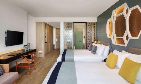 Superior Room Two Double Beds - Avista Grande Phuket Karon - MGallery - Phuket