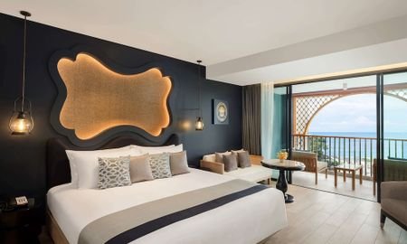 Deluxe Sea View King Room - Avista Grande Phuket Karon - MGallery - Phuket