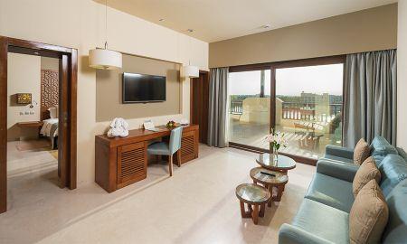 Suite Deluxe Fanar - Fanar Hotel & Residences - Salalah