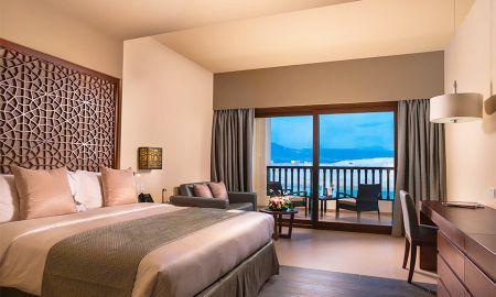Camera Deluxe con letto king size - Fanar Hotel & Residences - Salalah